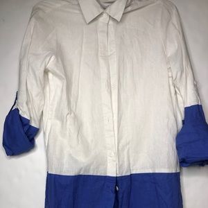 Tommy Bahama button down T-shirt dress size XS